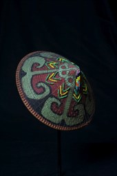 BRUSU DAYAK HAT #2