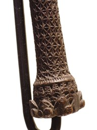 CEREMONIAL AUSTRAL PADDLE